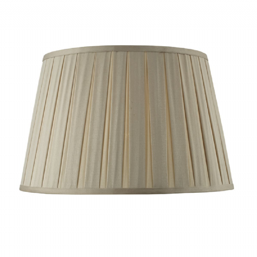 Degas Empire Box Pleated Shade 45CM Taupe